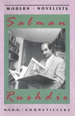 Salman Rushdie by D.C.R.A Goonetilleke