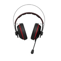 ASUS Cerberus V2 Gaming Headset - Red for PC Games image
