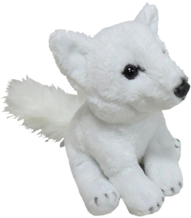 Antics: Wild Mini Arctic Fox - Small Plush