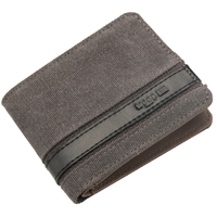 Troop London: Colorado Canvas Wallet - Black