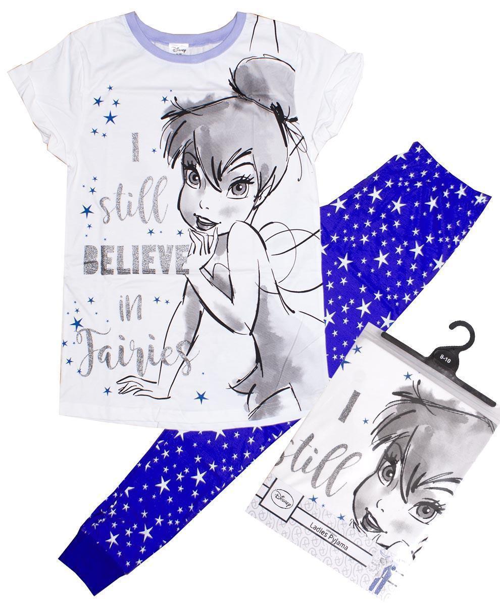Disney: Tinkerbell (Believe in Fairies) - Women's Pyjamas (12-14) image