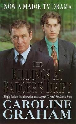 The Killings at Badger's Drift by Caroline Graham image