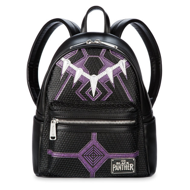 Loungefly: Black Panther - Costume Mini Backpack