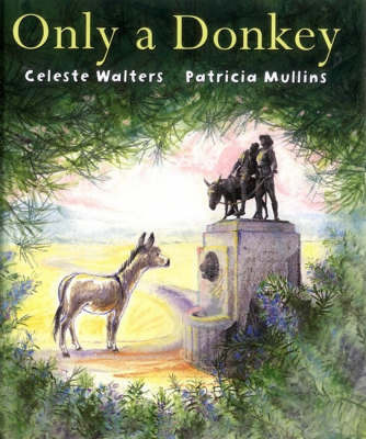 Only a Donkey by Celeste Walters image