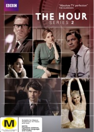 The Hour - Series 2 on DVD