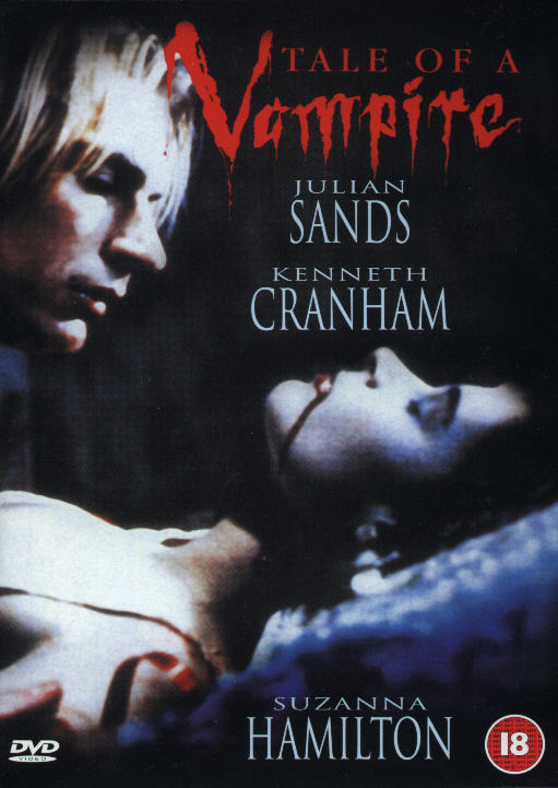 Tale Of A Vampire on DVD