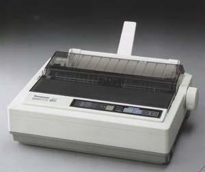Panasonic KX-P2023 24 Pin Dot Matrix Printer with Quiet Technology