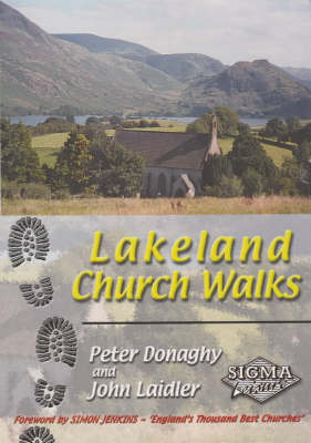 Lakeland Church Walks by Peter Donaghy