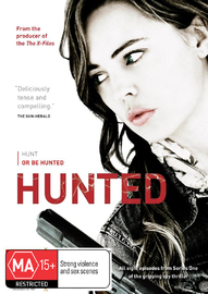 Hunted - Season 1 on DVD