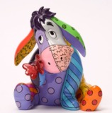 Romero Britto - Eeyore Figurine