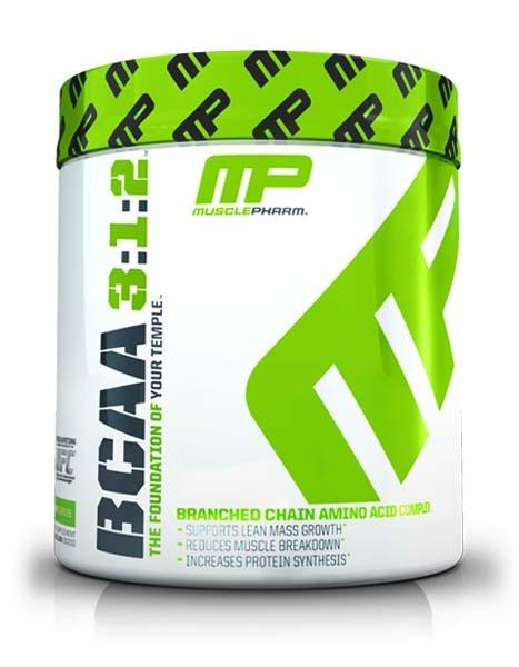 MusclePharm BCAA (240 Capsules)