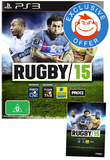 Rugby 15 for PS3