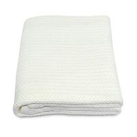 Ecosprout: Organic Cotton Cellular Blanket (Bassinet) image