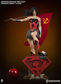 Wonder Woman - Red Son Premium Format Figure