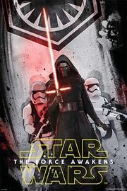 Star Wars: Episode VII The Force Awakens - Kylo Ren Wall Poster (Portrait) (362)