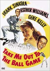 Take Me Out to the Ball Game on DVD