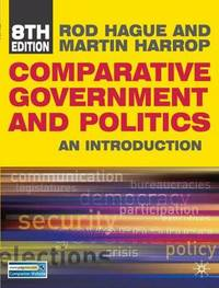 Comparative Government and Politics: An Introduction by Rod Hague image