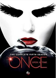 Once Upon A Time - The Complete Fifth Season DVD
