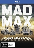 Mad Max: High-Octane Collection on Blu-ray