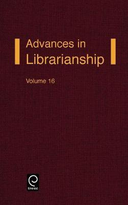Advances in Librarianship image