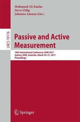 Passive and Active Measurement image