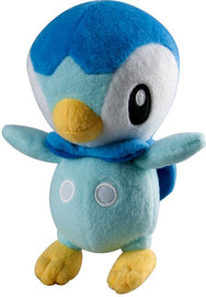 "Pokemon Trainers Choice: Piplup - 8"" Basic Plush"