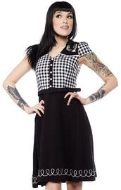 Sourpuss: Lucky Line Dance Dress (Large)