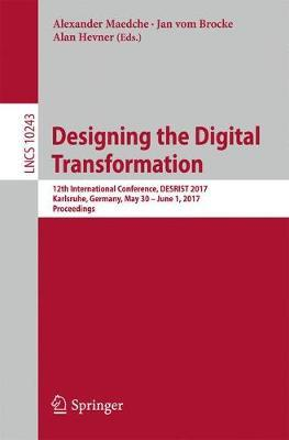 Designing the Digital Transformation image