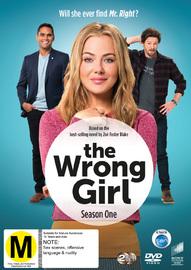 The Wrong Girl - Season One on DVD