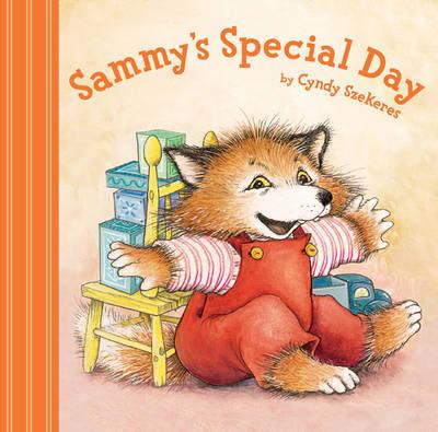 Sammy's Special Day by Cyndy Szekeres image