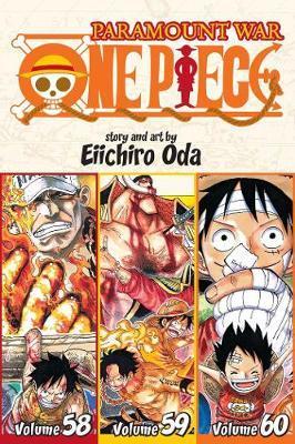 One Piece (Omnibus Edition), Vol. 20 by Eiichiro Oda