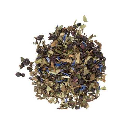 Pinky Up: Berry Cotton Candy - Loose Leaf Iced (99g) image