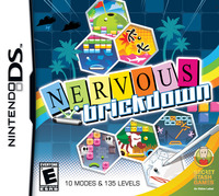 Nervous Brickdown for Nintendo DS image