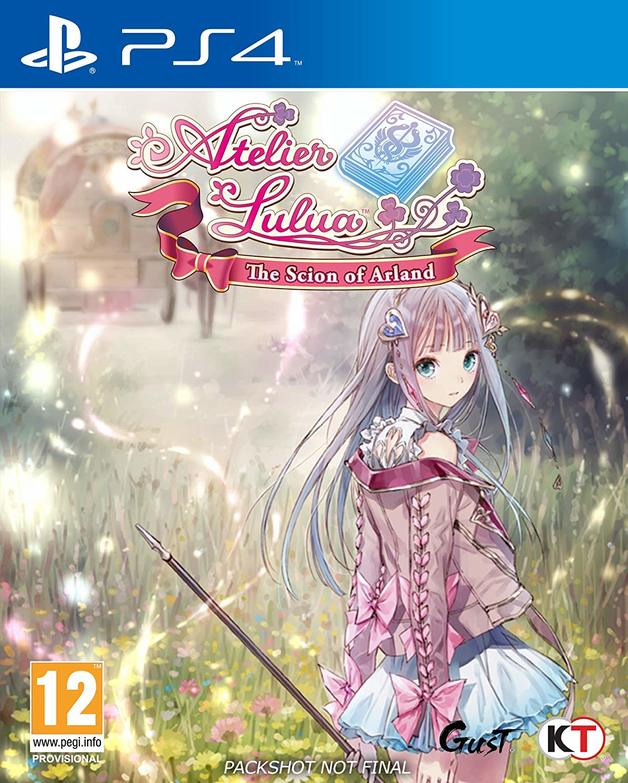Atelier Lulua: The Scion of Arland for PS4