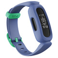 Fitbit Ace 3 Kid's Activity Tracker - Cosmic Blue/Astro Green