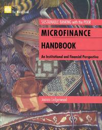Microfinance Handbook by World Bank image