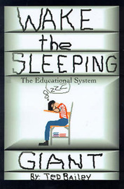 Wake the Sleeping Giant: The Educational System by Theodore A. Bailey image