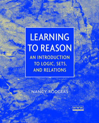 Learning to Reason by Nancy Rogers image