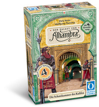 Alhambra: The Treasure Chamber - Game Expansion image