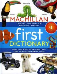 MacMillan First Dictionary by Simon & Schuster