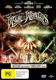 Live on Stage: The War of the Worlds DVD