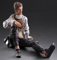 Final Fantasy: Balthier - Play Arts Kai Figure