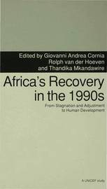 Africa's Recovery in the 1990s by Giovanni Andrea Cornia