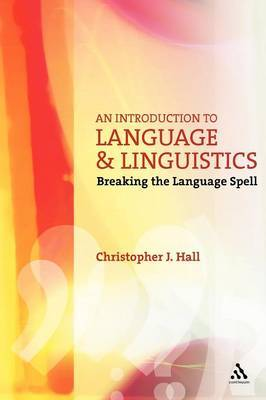 An Introduction to Language and Linguistics by Chris Hall image