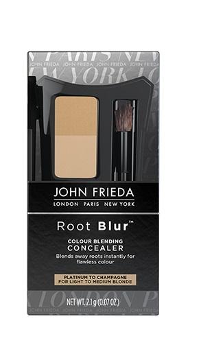 John Frieda Root Blur Blonde Lt/Med Platinum-Soft Gold