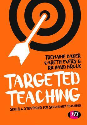 Targeted Teaching by Tremaine Baker image