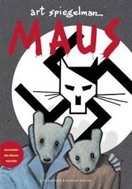 Maus I y II by Art Spiegelman