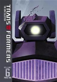Transformers IDW Collection Phase Two Volume 6 by John Barber