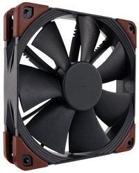 120mm Noctua NF-F12 industrialPPC-3000 4-Pin Fan IP52 PWM image