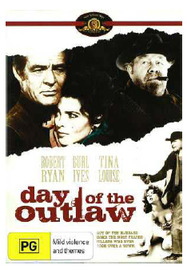 Day of the Outlaw on DVD image